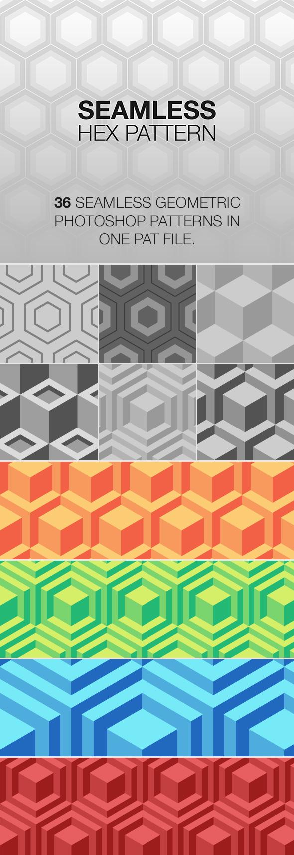 36 Photoshop Patterns - Textures / Fills / Patterns Photoshop