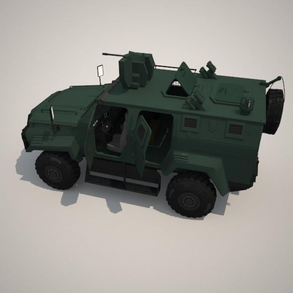 Ejder Yalcın 3D Model - 3DOcean Item for Sale