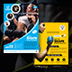 Sports | Fitness | Gym Flyer Bundle - GraphicRiver Item for Sale