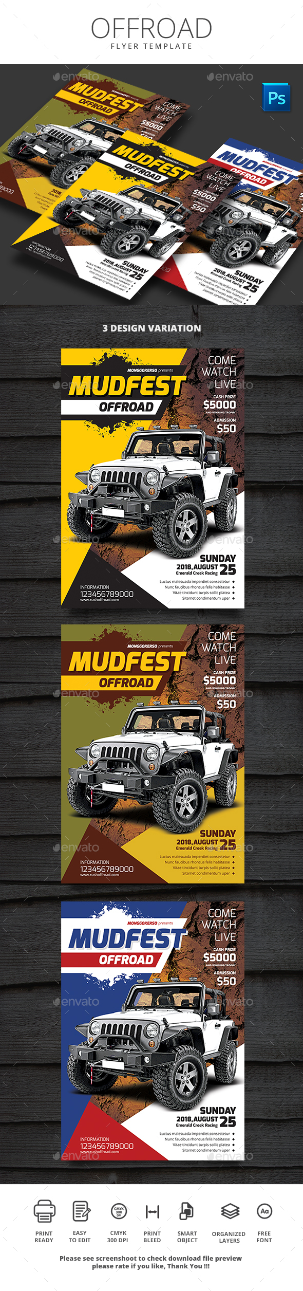 Offroad - Sports Events