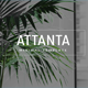 Attanta Minimal Presentation Keynote - GraphicRiver Item for Sale