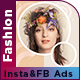 Fashion Instagram Banner Package - GraphicRiver Item for Sale