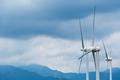 wind power generation closeup - PhotoDune Item for Sale