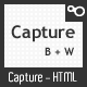 Capture - Premium HTML Theme - ThemeForest Item for Sale