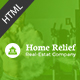 Home Relief - Responsive Real Estate HTML5 Template - ThemeForest Item for Sale
