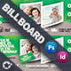 Nursing Home Billboard Templates - GraphicRiver Item for Sale