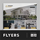 Multipurpose Real Estate Flyer Vol. 01 - GraphicRiver Item for Sale
