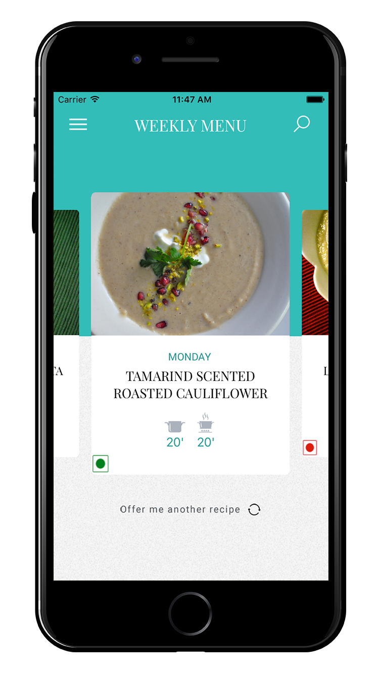 Foodie – Best Recipes iOS App by IBLInfotech | CodeCanyon