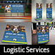 Freight and Logistic Services Advertising Bundle