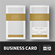 Business Card Template Vol. 01 - GraphicRiver Item for Sale