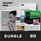 Minimalist Flyer Bundle - GraphicRiver Item for Sale