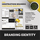 Constructions Corporate Branding Identity - GraphicRiver Item for Sale