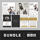 Barbershop Template Bundle - GraphicRiver Item for Sale
