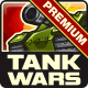 Tank Wars - Premium HTML5 Game 120 Levels + Level Constructor + Mobile Version! (Construct-2 CAPX)