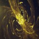 Abstract Gold Particles - VideoHive Item for Sale