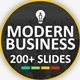 Modern Business Powerpoint - GraphicRiver Item for Sale