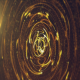 Broadcast Futuristic Gold Particles - VideoHive Item for Sale