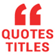 Elegant Quotes Titles - VideoHive Item for Sale
