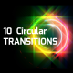 10 Circular Transitions - VideoHive Item for Sale