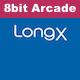 8bit Arcade Video Game