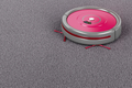 Robot vacuum cleaner on the carpet - PhotoDune Item for Sale