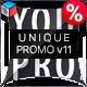 Unique Promo v11 - VideoHive Item for Sale
