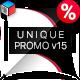 Unique Promo v15 - VideoHive Item for Sale