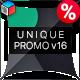 Unique Promo v16 - VideoHive Item for Sale