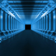 Blue Tunnel Loop - VideoHive Item for Sale