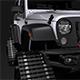 Jeep Wrangler Crawler Rubicon Recon JK 2017