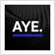 AYE - Personal Portfolio Template - ThemeForest Item for Sale
