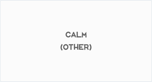 Calm (Other)