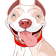 Hungry Pit-bull - GraphicRiver Item for Sale