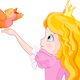 Princess and Bird - GraphicRiver Item for Sale
