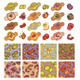 Collection Of Fruits And Berries - GraphicRiver Item for Sale