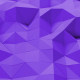 Purple Polygonal Geometric Loop - VideoHive Item for Sale