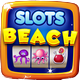 Slots Beach - html5 game, AdMob, slot machine 2018