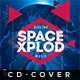 Space Explode - Cd Artwork - GraphicRiver Item for Sale