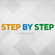 Step By Step - VideoHive Item for Sale