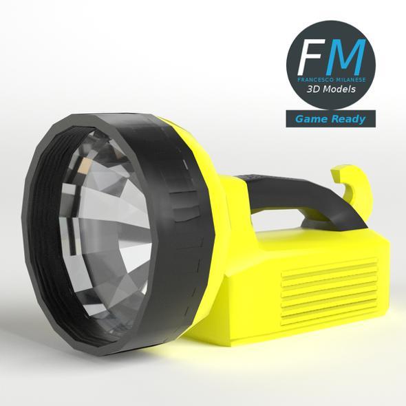 High Power Torch GR - 3DOcean Item for Sale