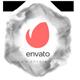 Minimal Smoke Logo - VideoHive Item for Sale