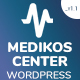 MediKos Center - Medical and Health WordPress Landing Theme - ThemeForest Item for Sale