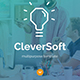CleverSoft Multipurpose and Business Powerpoint Template - GraphicRiver Item for Sale