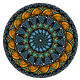 Mandala Art - GraphicRiver Item for Sale