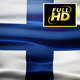 Finland Flag Waving - VideoHive Item for Sale