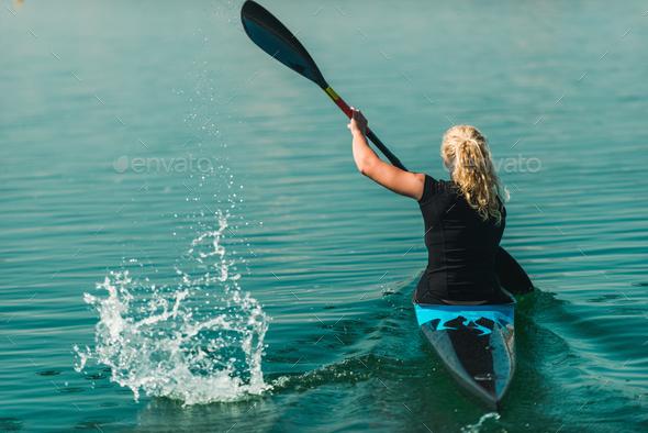 Kayak - Stock Photo - Images