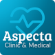 Aspecta - Clinic & Medical Muse Template