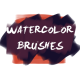 30 Watercolor Brushes - VideoHive Item for Sale