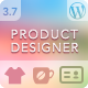 Fancy Product Designer | WooCommerce/WordPress - CodeCanyon Item for Sale