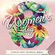 Womens Day Flyer - GraphicRiver Item for Sale